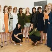 Fashion Week : Katie Holmes, souriante et modeste pour Holmes & Yang