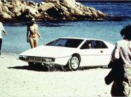James Bond : Vente de la voiture sous-marine culte de ''L'espion qui m'aimait''