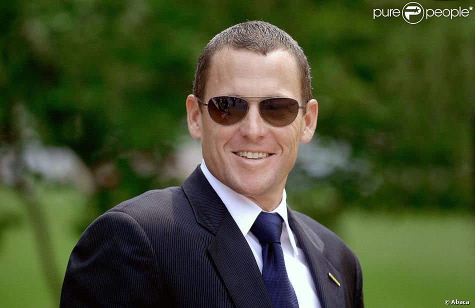Lance Armstrong à Capitol Hill à Washington le 16 mai 2007
