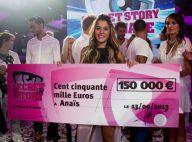 Secret Story 7 - La finale : Anaïs la grande gagnante repart avec 174 630 euros
