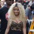 Nicki Minaj à Los Angeles, le 2 août 2013.