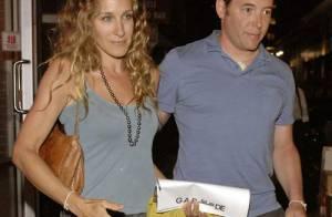 PHOTOS : Entre Sarah Jessica Parker et son mari tout va bien, très bien même !