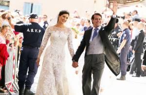 Felix de Luxembourg et Claire : Spectaculaire mariage religieux dans le Var