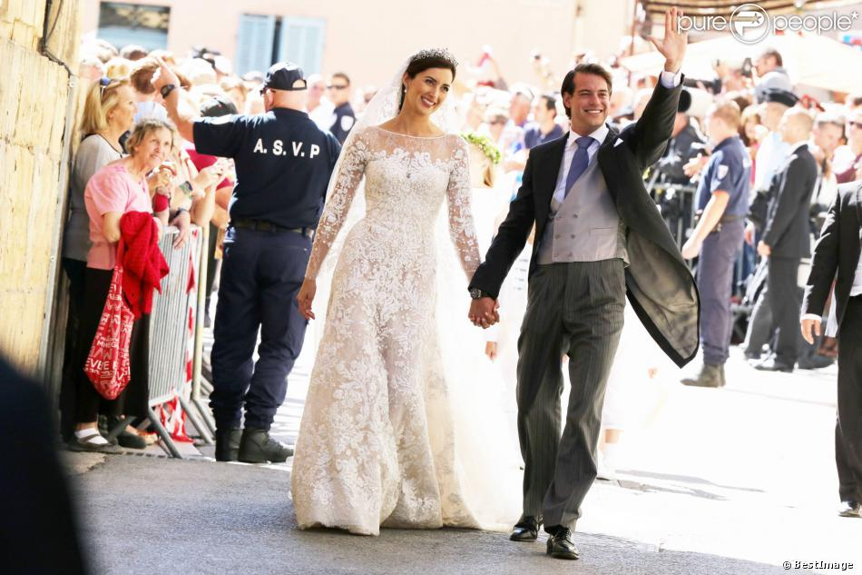 robe de mariee de la princesse claire de belgique