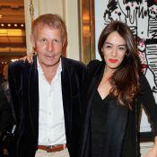 Sofia Essaïdi rayonne au bras de Patrick Poivre d'Arvor face à Patrick Bruel