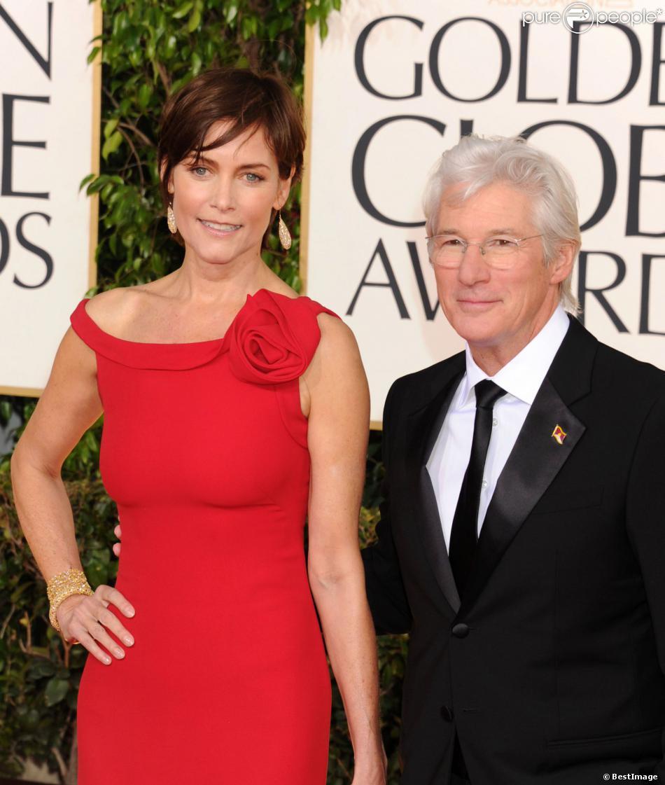 Carey Lowell et Richard Gere, ici aux Golden Globes 2013, vont divorcer.