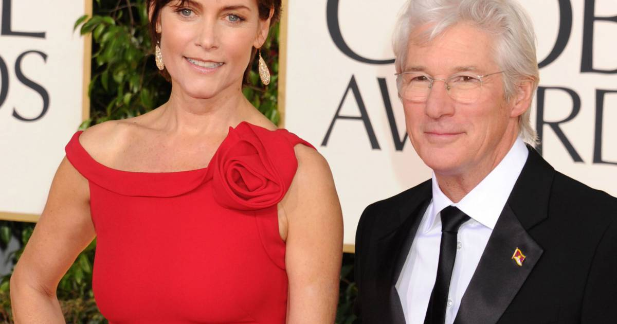 richard gere et carey lowell un divorce apr s 11 ans de mariage purepeople. Black Bedroom Furniture Sets. Home Design Ideas