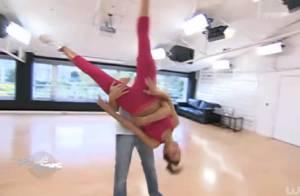 Danse avec les stars 4 : Laury Thilleman cascadeuse sexy, Noémie Lenoir surprise