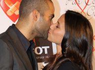 Tony Parker : Amoureux transi de sa fiancée Axelle pendant son Par Coeur Gala