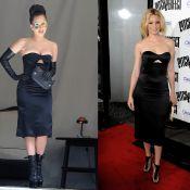 Lady Gaga vs Elizabeth Banks : Qui porte le mieux la robe bustier sexy ?