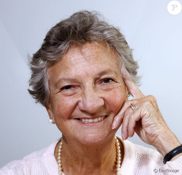 Portrait de Marthe Villalonga réalisé en 2013.