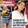 Magazine France Dimanche du 27 septembre 2013.