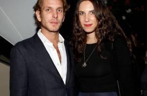 Andrea Casiraghi et Tatiana : Jeunes époux complices à la Fashion Week