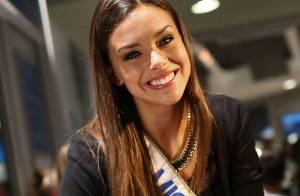 Marine Lorphelin, de retour de Miss Monde 2013 : Belle, fière et émue aux larmes
