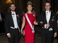 Victoria de Suède : Eblouissante durant tout le séjour du président Cavaco Silva