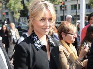 Fashion Week : Dianna Agron, star de la série Glee, goûte à la frénésie mode