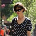 PHOTOS : Katie Holmes en solo à New York...