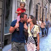 Guy Ritchie, papa amoureux avec sa belle fiancée : Rome lui donne des ailes !