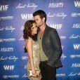 Rachael Leigh Cook ( Perception ) et son mari Daniel Gillies ( Vampire Diaries ,  The Originals ) le 21 septembre 2012 à Los Angeles.