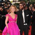 Rachael Leigh Cook ( Perception ) et son mari Daniel Gillies ( Vampire Diaries ,  The Originals ) le 18 mai 2008 au Festival de Cannes. Le couple a accueilli le 28 septembre 2013 son premier enfant.