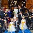 Le prince Jaime de Bourbon-Parme et Viktoria Cservenyak ont célébré leur mariage le 5 octobre 2013 en l'église Notre-Dame de l'Assomption à Apeldoorn (centre des Pays-Bas), entourés notamment de leurs proches de la famille royale néerlandaise et de la Maison de Bourbon-Parme.