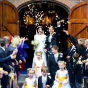 Mariage Jaime de Bourbon-Parme et Viktoria : Royaux ravis en famille à la noce