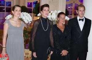 Caroline de Hanovre et Charlotte Casiraghi : Chic et choc aux 50 ans de l'AMADE