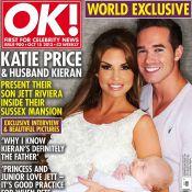 Katie Price : Deux mois après le ''cauchemar'', elle présente enfin son fils