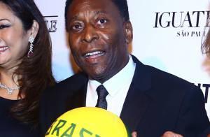 Pelé : 'Abandonnés' par la star du foot, ses petits-fils l'attaquent en justice