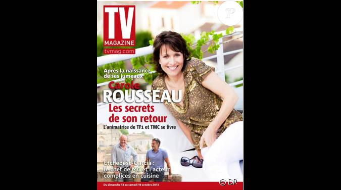 Tv magazine paru le vendredi 11 octobre 2013 - Sidonie bonnec jerome korkikian ...
