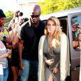 Kim Kardashian va faire du shopping chez DASH à West Hollywood, le 11 octobre 2013.