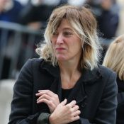 Obsèques de Patrice Chéreau: Isabelle Huppert, Valeria Bruni-Tedeschi très émues
