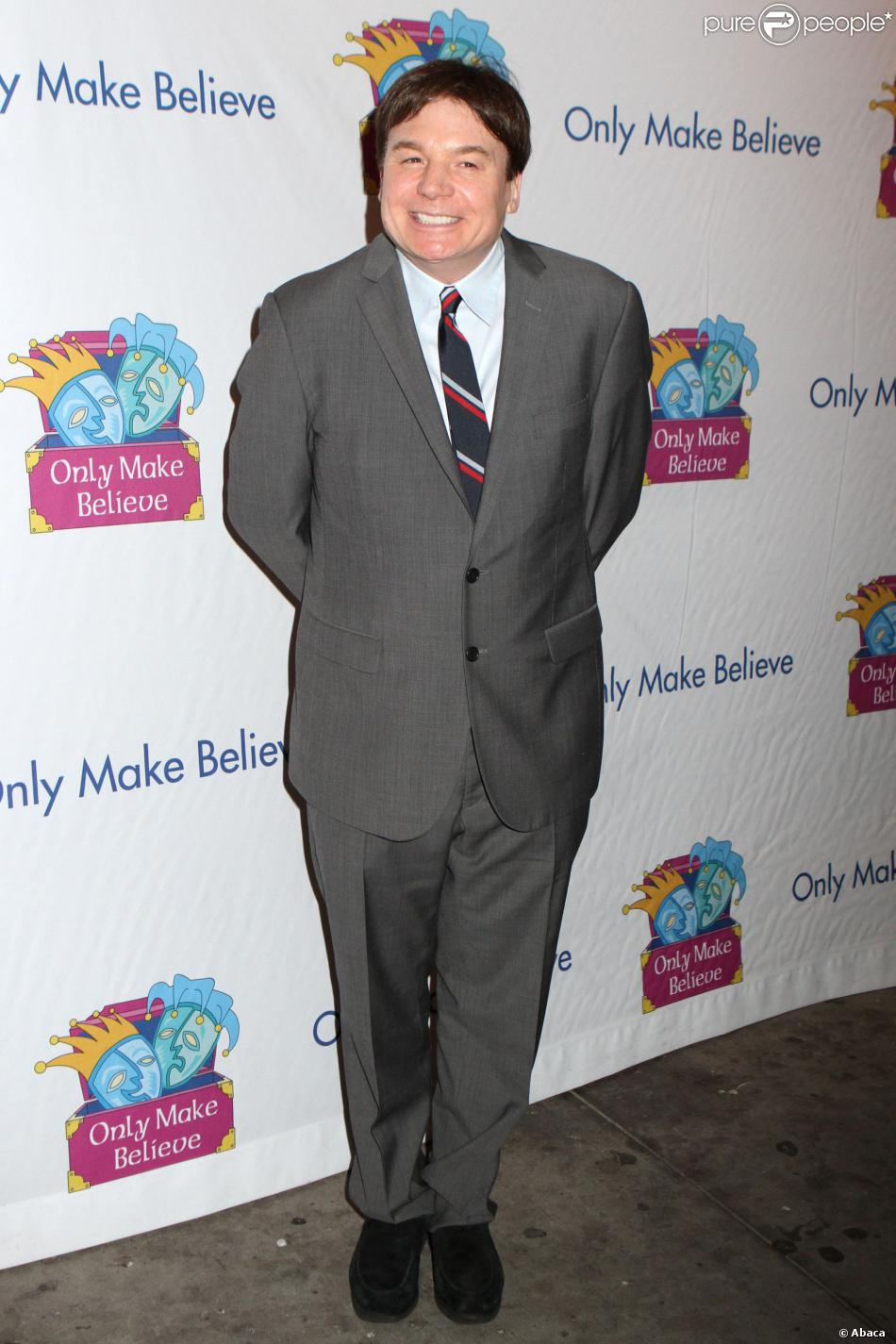 Mike Myers à New York le 14 novembre 2011.