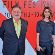 Sofia Coppola épaulée par ses parents, Francis Ford et Eleanor, face à Tom Hanks