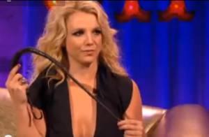 Britney Spears fouette des ''fainéants'' : La chanteuse en plein délire