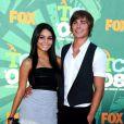 Vanessa Hudgens et Zac Efron au Teen Choice Awards