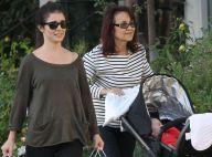 Shiri Appleby : Première sortie mère-fille avec sa petite Natalie