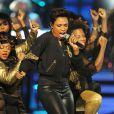 """Jennifer Hudson s'est produite lors de la soirée """"Black Girls Rock"""" au NJ Performing Arts Center à Newark, le 26 octobre 2013."""