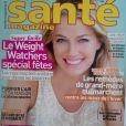 Santé Magazine du mois de décembre 2013