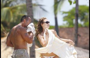 PHOTOS EXCLUSIVES : The Rock, vacances en amoureux à Hawaii !
