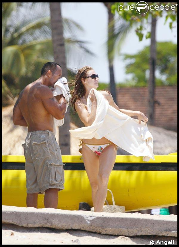 The Rock et sa nouvelle girlfriend, farniente à Hawaii !