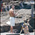The Rock et sa nouvelle girlfriend, farniente à Hawaii !