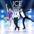 Tatiana Golovin et Merwan Rim sont dans l'équipe de Gwendal Peizerat dans l'émission Ice show d'M6.