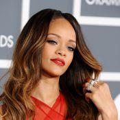Zoom sur le beauty look de Rihanna