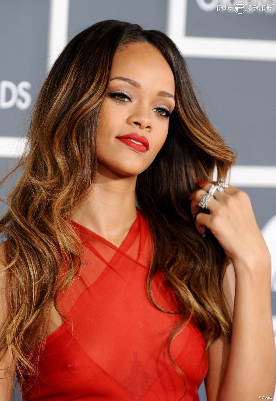 Rihanna : un beauté indendaire