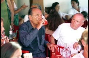 PHOTOS : Jacques Chirac, des vacances de star à Saint-Tropez !