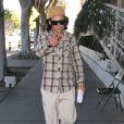 Corey Feldman dans les rues de West Hollywood, le 17 juillet 2013
