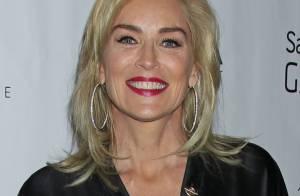 Sharon Stone : Beauté inspirante face à Kate Walsh en cuir et Rose McGowan