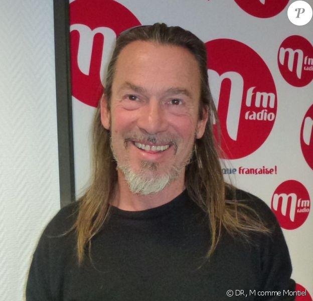Bernard Montiel a reçu Florent Pagny le samedi 9 novembre 2013 dans M comme Montiel.