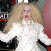 Lady Gaga : Honorée dans un look cadavérique pour une soirée glamour